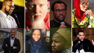 speakers at 2020 Black American Muslim Conference